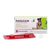 Parazan Ontworming hond/kat tabletten 2st