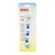 Heimess Attache Sucette Bois Bleu H9216