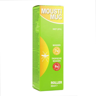 Moustimug anti muggenmelk roller 50ml