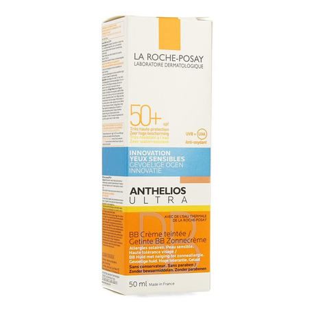 La Roche Posay Anthelios ultra crème teintée SPF50+ parfum 50ml