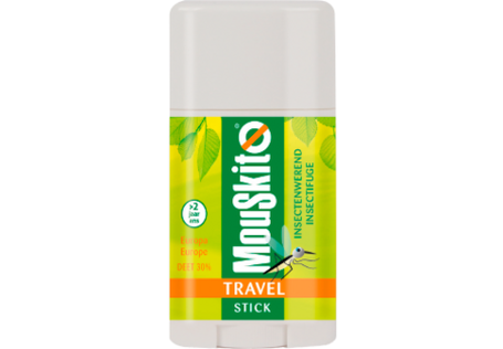 Mouskito Travel stick Europe du sud 30% deet 40ml