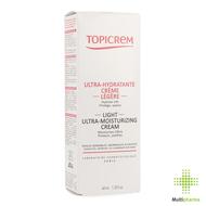 Topicrem ultra hydraterend creme licht tube 40ml