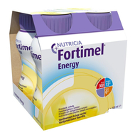 Fortimel  Energy Vanille 200ml 4st