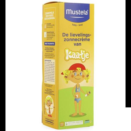 Mustela Lait solaire bébé/enfant très haute protection SPF50+ 40ml