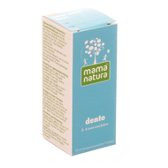 Mama natura dento 10 ml orale druppels