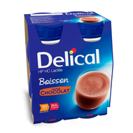 Delical hphc 360 chocolade 4x200ml