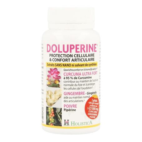 Bioholistic Doluperine pot capsules 60st