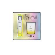 Nuxe Coffret Eau de parfum le matin des possibles 50ml+ bougie 140gr