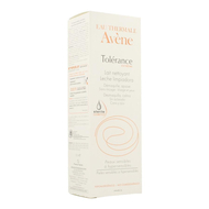 Avene tolerance extreme lait nettoyant sans rinçage 200ml