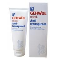 Gehwol Med Anti-transpirant crème-lotion 125ml