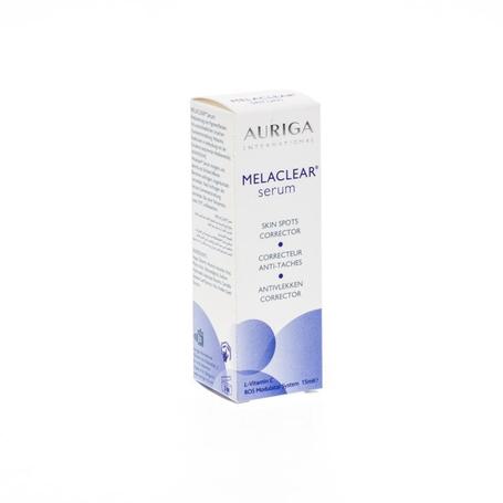 Auriga melaclear serum depigmentant 15ml