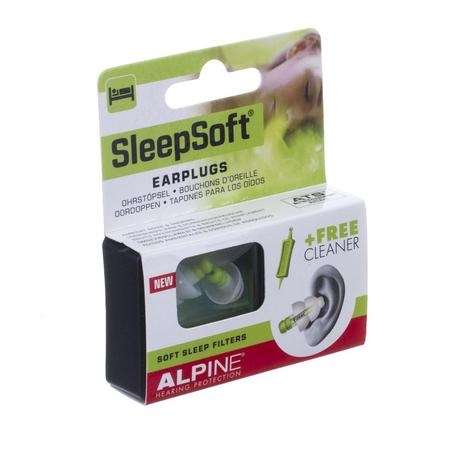 Alpine SleepSoft bouchon oreille 1pc