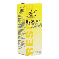 Bach rescue gutt 10ml