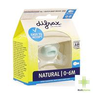 Difrax Fopspeen 0-6 maanden 1st