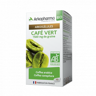 Arkogelules Cafe vert Bio 45caps