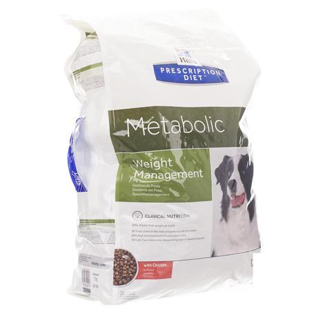Prescription diet canine metabolic 12kg