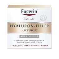 Eucerin Hyaluron-Filler + Elasticity nachtcrème 50ml