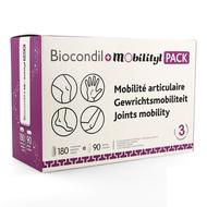 Biocondil comp 180+mobilityl caps 90 rempl.3304599