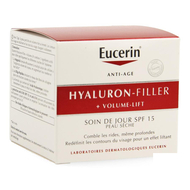 Eucerin hyaluron fil+volume lift cr jour p.sec50ml