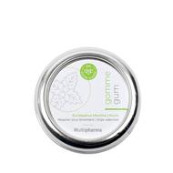 Multipharma Gum Zonder Suiker (eucalyptus/munt) 45gr