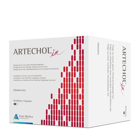 Artechol in capsules 90pc