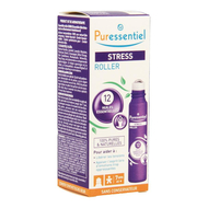 Puressentiel Stress Roller 12 Essentiële oliën 1st