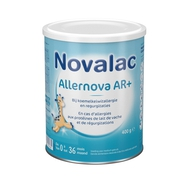 Novalac Allernova AR+ 0-36m poudre 400g