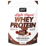 Light digest protein hazelnut chocolate, 500g