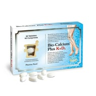 Bio-calcium plus k+d3 comp 60
