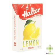 Halter bonbon citroen zs 40g