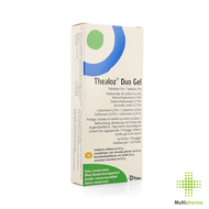 Thealoz duo gel oogdruppels 30x0,4g