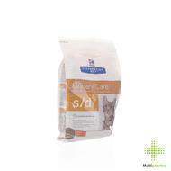 Hills prescrip.diet feline sd 1,5kg 9189u