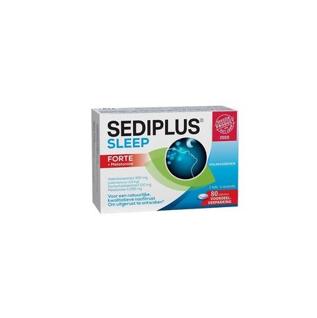 Sediplus Sleep forte tabletten 80st