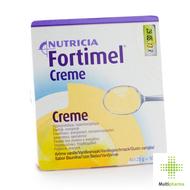 Fortimel  Crème vanille 500 gr 4st