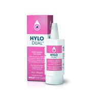 Hylo-Dual Bevochtigende oogdruppels 10ml