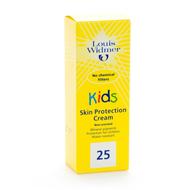 Louis Widmer Kids Skin Protection Cream SPF25 zonder parfum 100ml