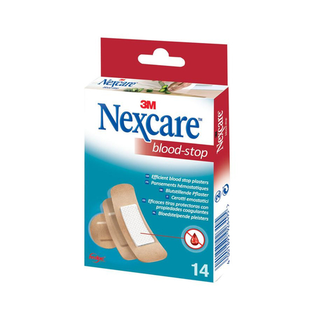 Nexcare Bloodstop Strips 14pc