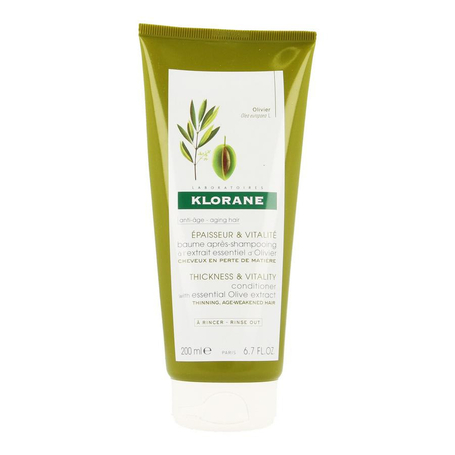 Klorane Baume après shampooing olivier 200ml