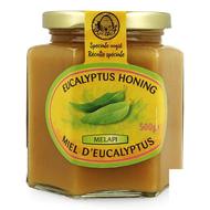 Melapi Honing eucalyptus vast 500gr