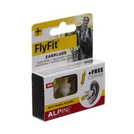 Alpine fly fit oordoppen new 1p