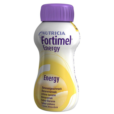 Fortimel Energy Banane 200ml  4pc