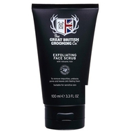 Great british grooming exfoliat. face scrub 100ml