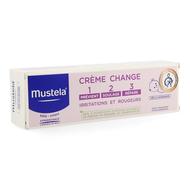 Mustela Baby Crème luierwissel 1-2-3 100g