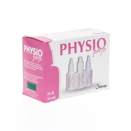 Physio sterop perfo fl 1bouchon 10x10ml