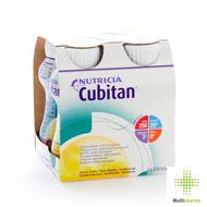 Cubitan vanille 4x200ml