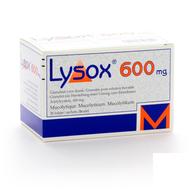 Lysox gran sach 30x600mg