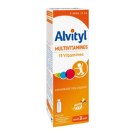 Alvityl Multivitaminen drinkbare oplossing 150ml