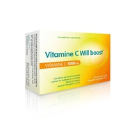 Vitamine C Will boost 1000mg tabletten 20st