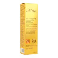 Lierac Sunissime Energierijke Beschermende Fluide Gelaat SPF50 40ml