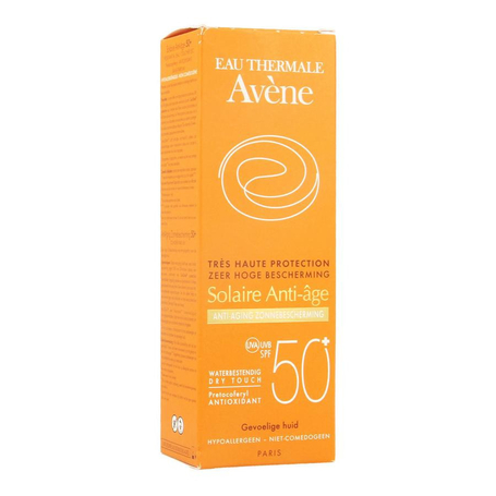 Avene Anti-aging zonnescherm SPF50+ 50ml
